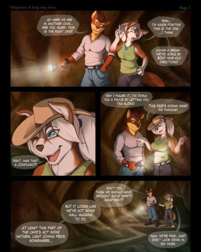 Scappo A Long Way Down - part 3