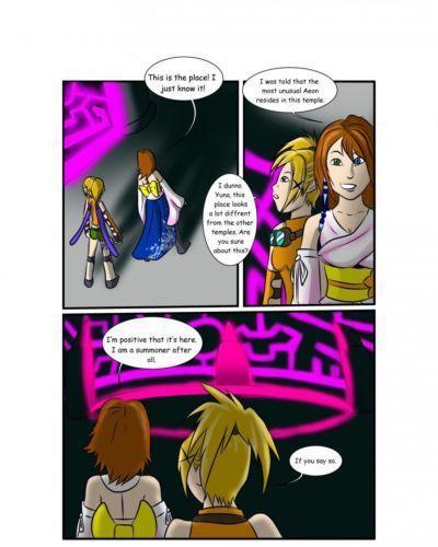 silverbulletproof The Unusual Aeon (Final Fantasy X)