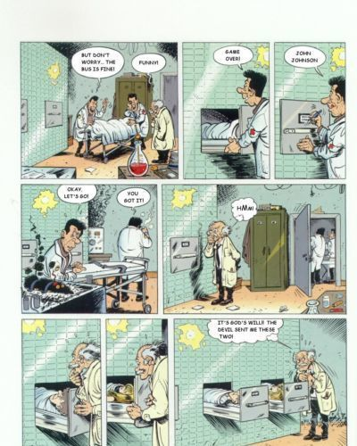 Di Sano and F. Walthery A Real Woman #1 - part 2