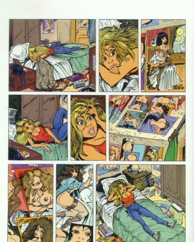 Di Sano and F. Walthery A Real Woman #1 - part 3