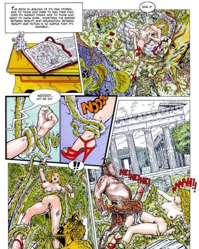 Rolf Balance The Book of Satan - part 2