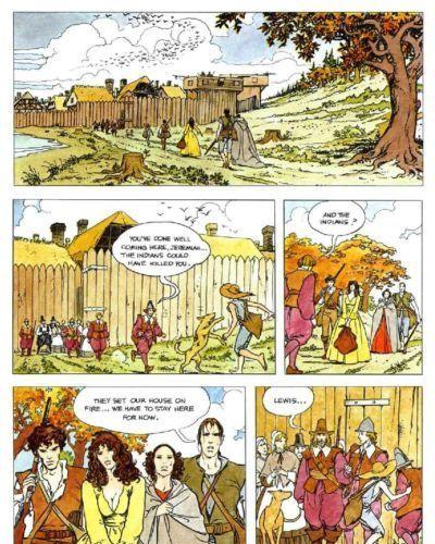 Milo Manara Indian Summer - part 7
