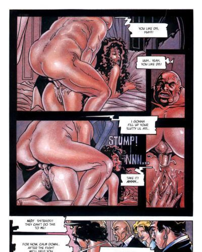 Cafagna- Tiberia Pulp Story 2 {Donnie B.} - part 3