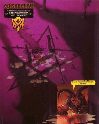 Triple Six Comics Demonic Sex #5