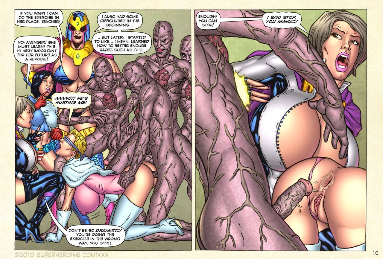 Superheroine central sex comics free superheroine download