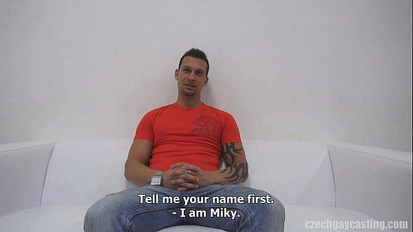 CZECH GAY CASTINGMICHAL (3494)HD
