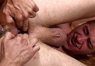 Powerful top leaving gaping hole to bottomHD