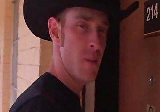 Sucking A Hairy Cowboy