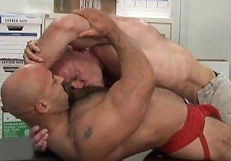 Butch Bear Tap-Out Part 3