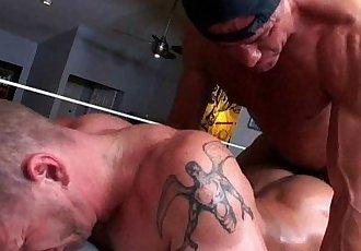Massagecocks Seduce Bear CockHD