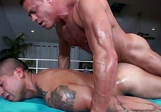 Massagecocks Deep Anal DrillHD
