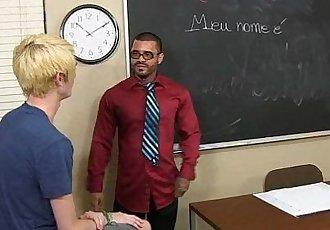 A Special Lesson in Portuguese