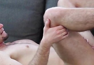 Hipster twink anal audition at gaycastings