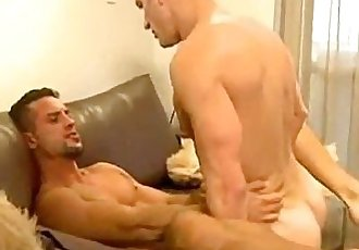 Gay Dad Fucks His Son