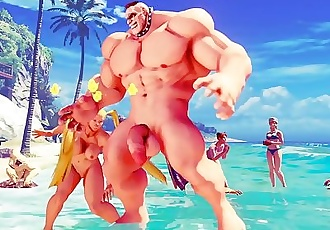 Street Fighter V Take 3