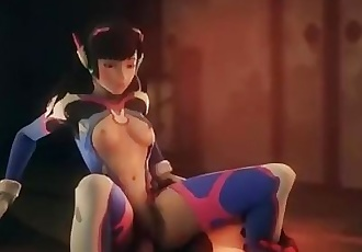 Overwatch Awesome Porn 4