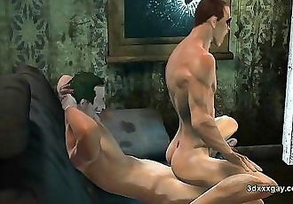 Robin experiences jokers hell first hand and gets fucked hard 2