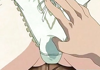 Hot Teen hentai fucked by cop dildo insert - 5 min