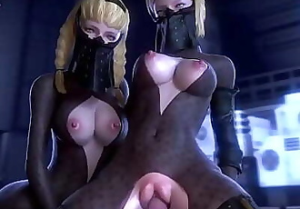 nier automata Sex with Operators 6O & 21O HENTAImore videos https://ouo.io/oHg5Lyb 2 min