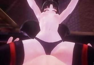 Neko fox hard anal fuck hentai -uncensored- Monster Girl Island