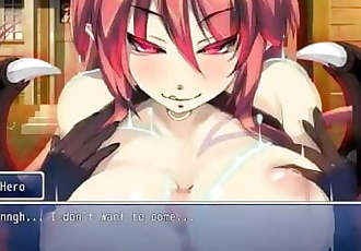 Monster girl quest Paradox Astaroth Scene+