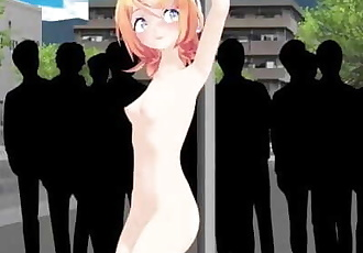 MMD Sex Anal Banging Rin Activates Streams Of Piss