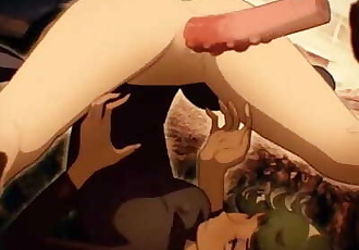 ONE PUNCH MAN PORN Tatsumaki SALTYICECREAM