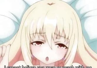 Hentai Hot Fucking the maid and the Princess