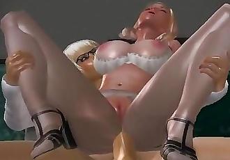 SexVilla/The Klub17 - Futa & Female Clip 3