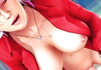 Wholesome Ayane Cowgirl Ride - Spizder