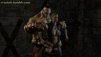Mortal Kombat X Porn Animations - 1 min 11 sec