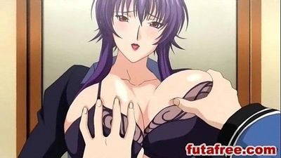 Hardcore hentai fuck for a nice girl - 6 min