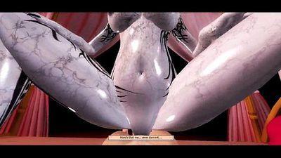 Succubus Demon - 2 - 3D Hentai - 19 min