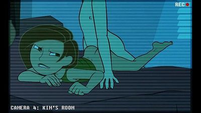 Disney Kim Possible Porn/Hentai - 6 min