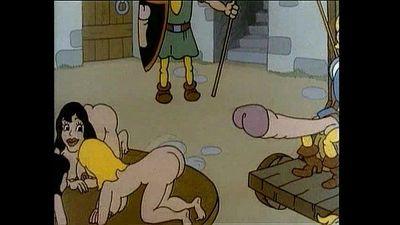 Zeichentrickparade - Prinz Eisenschwanz - 3 min
