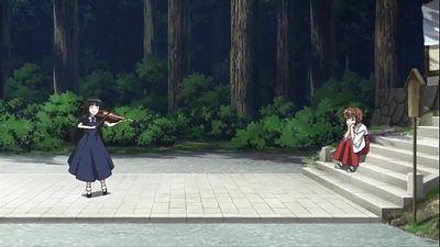 Yosuga No Sora Episode 4 - 26 min