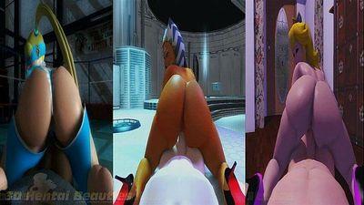 3D Hentai Beauties POV Series Vol 1 - 1 min 5 sec