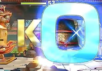 Street Fighter V Sexy Battles #7 Sakura vs Akuma