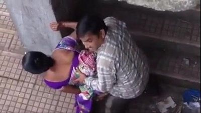 indian couple caught on camera!!!! - 3 min