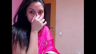 Desi Girl on cam - 20 min