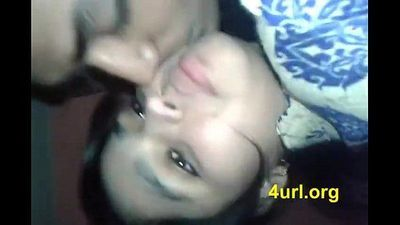 Desi Girl Preethi romance with boyfriend - 1 min 16 sec