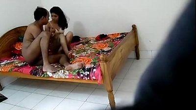 Desi Girl Fucked on Hidden Cam - 15 min