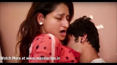 Desi Horny Wife Hard Fucking Scene with Hubby Video - 2 min