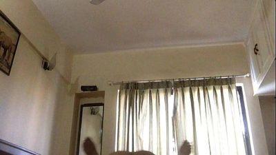 naukrani in saree getting fucked hard with legs in the air! - 4 min