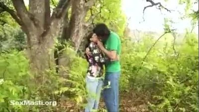 Lip Lock Kissing With Bhabhi- - 8 min