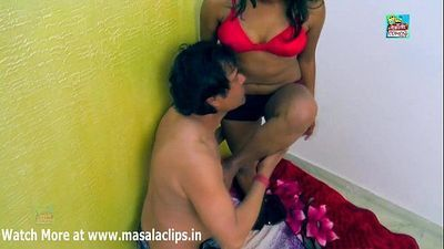Desi Hot Bhabhi Romance with Devar at Room Video - 8 min