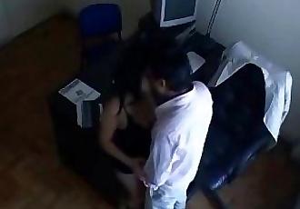 Indian Office Hidden Cam - 11 min