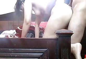 Indian amateur sonia bhabhi fucked in doggy style sex.FLV - 2 min