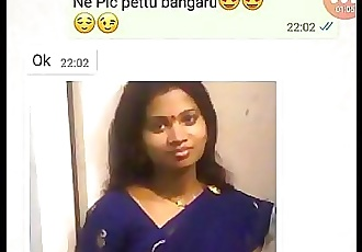 Telugu cheating aunty sarasalu with pakinti abai 4 min HD