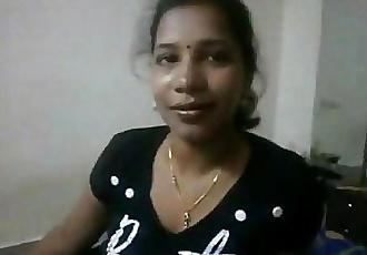 Indian Prostitute Giving Handjob - 3 min